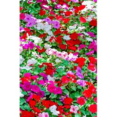 Colorful Petunia Flowers 5 5  X 8 5  Notebooks by FunnyCow