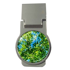Forest   Strain Towards The Light Money Clips (round)