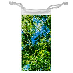 Forest   Strain Towards The Light Jewelry Bags by FunnyCow