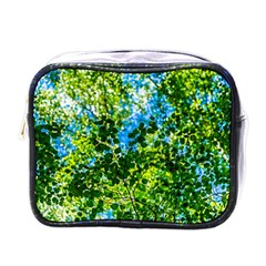 Forest   Strain Towards The Light Mini Toiletries Bags by FunnyCow