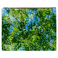 Forest   Strain Towards The Light Cosmetic Bag (xxxl) by FunnyCow