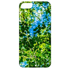 Forest   Strain Towards The Light Apple Iphone 5 Classic Hardshell Case by FunnyCow