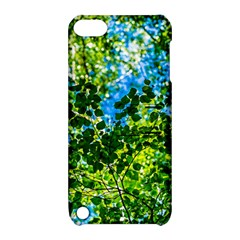 Forest   Strain Towards The Light Apple Ipod Touch 5 Hardshell Case With Stand by FunnyCow