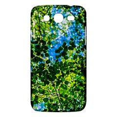 Forest   Strain Towards The Light Samsung Galaxy Mega 5 8 I9152 Hardshell Case  by FunnyCow