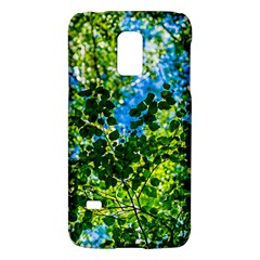 Forest   Strain Towards The Light Samsung Galaxy S5 Mini Hardshell Case  by FunnyCow