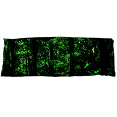 Emerald Forest Body Pillow Case (dakimakura) by FunnyCow