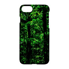 Emerald Forest Apple Iphone 7 Hardshell Case