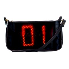 The Time Is Now Shoulder Clutch Bags