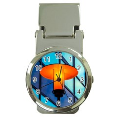 Orange Light Money Clip Watches by FunnyCow