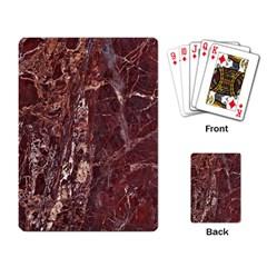 Granite 0115 Playing Card