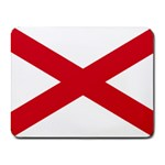 Alabama State Flag -  Small Mousepad