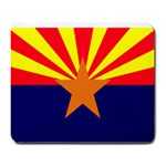 Arizona State Flag -  Large Mousepad