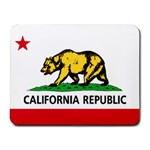 California State Flag -  Small Mousepad