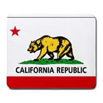 California State Flag -  Large Mousepad
