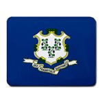 Connecticut State Flag -  Small Mousepad