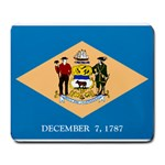 Delaware State Flag -  Large Mousepad