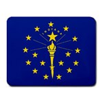 Indiana State Flag -  Small Mousepad