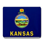 Kansas State Flag -  Large Mousepad