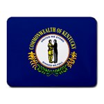Kentucky State Flag -  Small Mousepad
