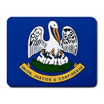 Louisiana State Flag -  Small Mousepad