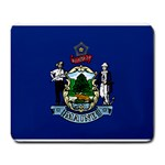 Maine State Flag -  Large Mousepad