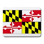 Maryland State Flag -  Small Mousepad