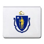 Massachusetts State Flag -  Large Mousepad