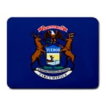 Michigan State Flag -  Small Mousepad