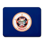 Minnesota State Flag -  Small Mousepad
