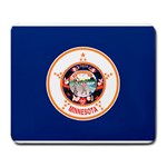 Minnesota State Flag -  Large Mousepad