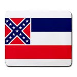 Mississippi State Flag -  Large Mousepad