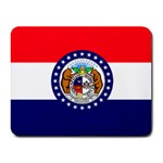 Missouri State Flag -  Small Mousepad