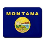 Montana State Flag -  Small Mousepad