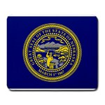 Nebraska State Flag -  Large Mousepad