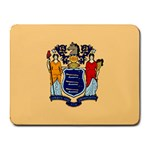 New Jersey State Flag -  Small Mousepad