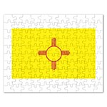 New Mexico State Flag -  Jigsaw Puzzle (Rectangular)