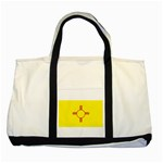 New Mexico State Flag -  Two Tone Tote Bag