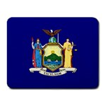 New York State Flag -  Small Mousepad