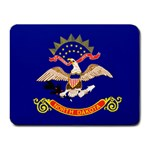 North Dakota State Flag -  Small Mousepad