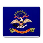 North Dakota State Flag -  Large Mousepad