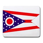 Ohio State Flag -  Large Mousepad