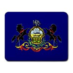 Pennsylvania State Flag -  Small Mousepad