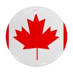 Canada Flag -  Ornament (Round)