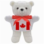 Canada Flag -  Teddy Bear