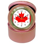 Canada Flag -  Jewelry Case Clock