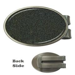 Granite 0088 Money Clips (oval)