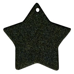 Granite 0088 Star Ornament (two Sides)