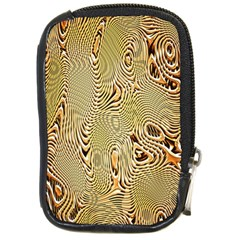 Pattern Abstract Art Compact Camera Cases