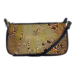 Pattern Abstract Art Shoulder Clutch Bags