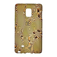 Pattern Abstract Art Samsung Galaxy Note Edge Hardshell Case